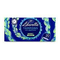 Boots Liberelle non applicator tampon super+ 20s