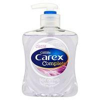 Cussons Carex Sensitive Hand Wash 250ml