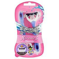 Wilkinson Sword Xtreme 3 Beauty Disposable Razors 4s
