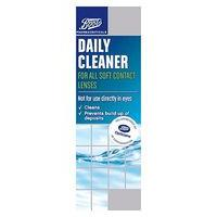Boots Daily Soft Contact Lens Cleaner - 30 ml