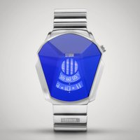 Storm Darth Lazer Blue Watch