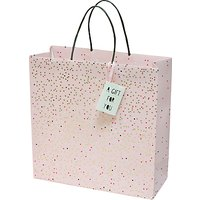 Bellybutton Bubble Pink Gift Bag
