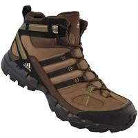 adidas  AX 1 Mid Lea  men's Walking Boots in Brown