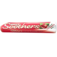 Halls Soothers Strawberry - 45g