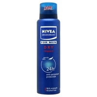 NIVEA FOR MEN Dry Impact 48h Anti-Perspirant Deodorant 150ml