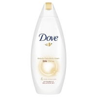 Dove Silk Glow Nourishing Body Wash 250ml