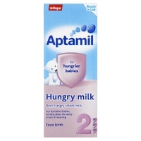 Aptamil Hungry Infant Milk 200ml