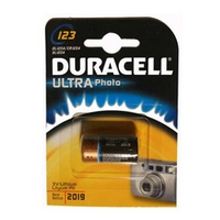 Duracell Ultra DL123A - Special X1