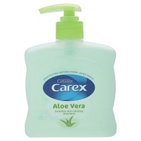 Carex Aloe Vera Protecting Antibacterial Hand Wash 250ml