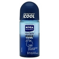 NIVEA FOR MEN Cool Kick 48h Anti-Perspirant Deodorant 50ml