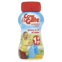 Cow & Gate Complete Care Growing Up Milk for Toddlers 1yr+ 200ml