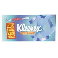 Kleenex Anti-Viral Tissues - 75 sheets