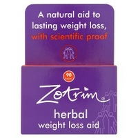 Zotrim Herbal Weight Loss Aid 90 Tablets