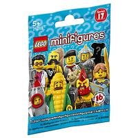 LEGO Minifigures Series 17 Mystery Bag, Assorted