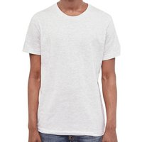 The Idle Man  Perfect T-Shirt Grey  men's T shirt in grey