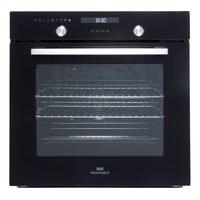 NEW WORLD Suite 60MF Electric Oven - Black, Black