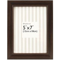 Darkwood Finish 7x5 Photo Frame