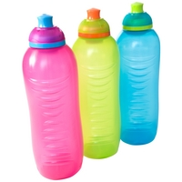 Sistema Twist 'n' Sip Bottle, Assorted, 460ml