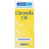 Care+ Aromatherapy Citronella Oil 10ml