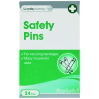 Lloydspharmacy Safety Pins - 24 Pins