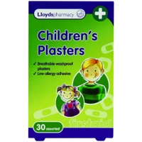 Lloydspharmacy Childrens Plasters 30 Assorted