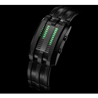 MK 2 Circuit LED Vertical Display Mens Watch