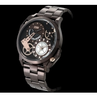 Dualon Men's Stainless Steel Watches for Men