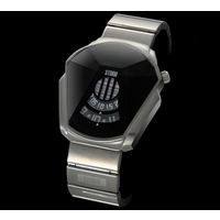 Darth Stainless Steel Men's Watch