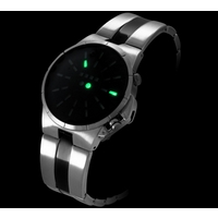 Solar LED Men's Watch