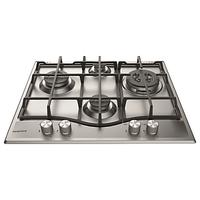 Hotpoint PCN641 TIXH Gas Hob, Stainless Steel