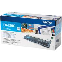 BROTHER TN230C Cyan Toner Cartridge, Cyan