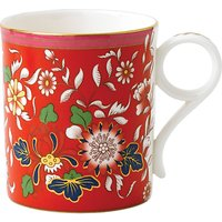 Wedgwood Wonderlust Jewel Small Mug, Crimson, 250ml