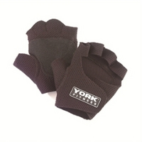York Fitness Weight Training Gloves - Large
