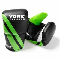 York Fitness Punch Bag Mitts - 6oz