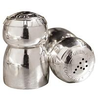 Culinary Concepts Champagne Cork Salt and Pepper Mills