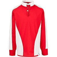 The Westgate School Rugby Shirt, Red/White