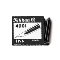 Pelikan Cartridges (6) Black