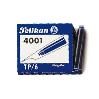 Pelikan Cartridges Royal Blue (6)