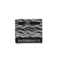 Waterman Mini Cartridges Black