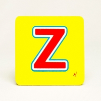 Hamleys Wooden Letter Z