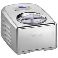 Cuisinart ICE100BCU Gelato and Ice Cream Professional Maker, Silver