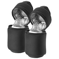 Tommee Tippee Closer to Nature Insulated Bottle Bags, Pack of 2