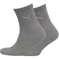 Puma Two Pack Classic Socks Grey