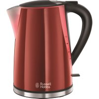 RUSSELL HOBBS Mode Illuminated 21401 Jug Kettle - Red, Red