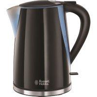 RUSSELL HOBBS Mode Illuminated 21400 Jug Kettle - Black, Black