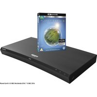 SAMSUNG UBD-M9500/XU Smart 4K Ultra HD Blu-ray Player - with 4K Ultra HD Upscaling