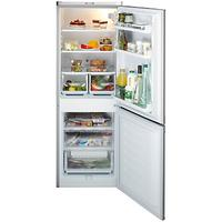 Indesit NCAA55S Fridge Freezer, A+ Rated, 55cm Wide, Silver