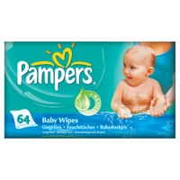 Pampers Baby Fresh Wipes - 64 pack