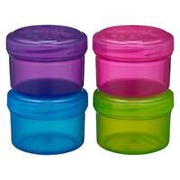 Sistema Dressing Pots, Pack of 4