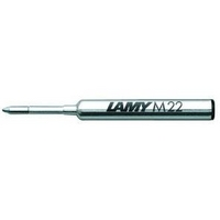 Lamy Ball Pen Refill M22 Black Broad